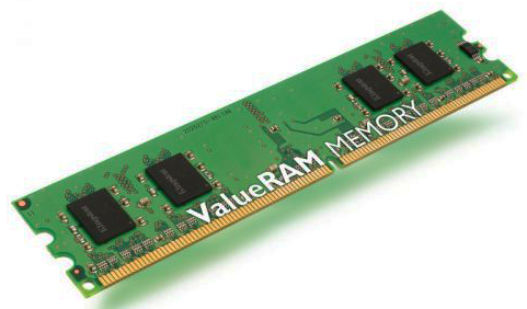 Память DDR3 2Gb 1333MHz Kingston KVR13N9S6/2 RTL PC3-10600 CL9 DIMM 240-pin 1.5В single rank