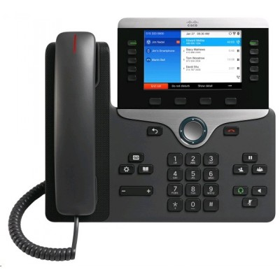 Cisco IP Phone 8851 manufactured in Russia