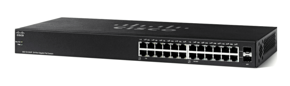 SG110-24HP 24-Port PoE Gigabit Switch