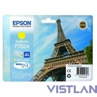 Epson WP 4000/4500 Series Ink XL Cartridge Yellow 2k