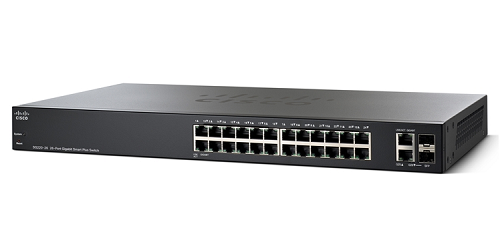 SG220-26 26-Port Gigabit Smart Switch