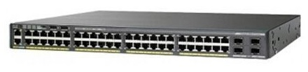Catalyst 2960-XR 48 GigE PoE 740W, 4 x 1G SFP, IP Lite