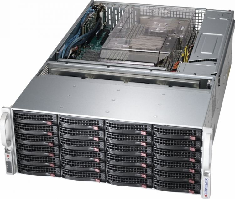 Supermicro SUPERSTORAGE SERVER SSG-6049P-E1CR36L