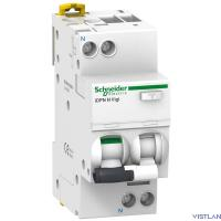 Schneider-electric A9D56610 ДИФ.АВТ. iDPN N VIGI 6KA 10A B 30MA A