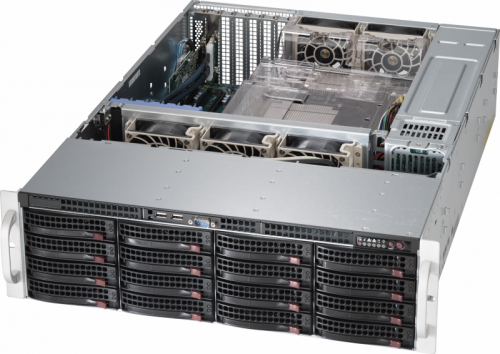 Платформа SuperMicro SSG-6038R-E1CR16N