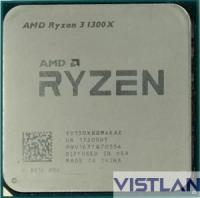 Процессор AMD Процессор AMD Ryzen 3 1300 AM4 OEM