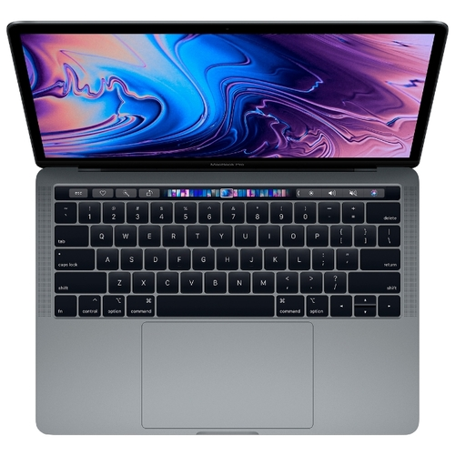 "Apple MacBook Pro 13"": 2.3GHz dual-core Intel Core i5 (TB up to 3.6GHz)/8GB/128GB SSD/Intel Iris Plus Graphics 640 - Silver"
