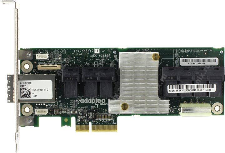 AEC-82885T Single (Expander Card)