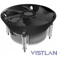 Cooler Master CPU Cooler I70, Intel 115*, 95W, Al, 3pin