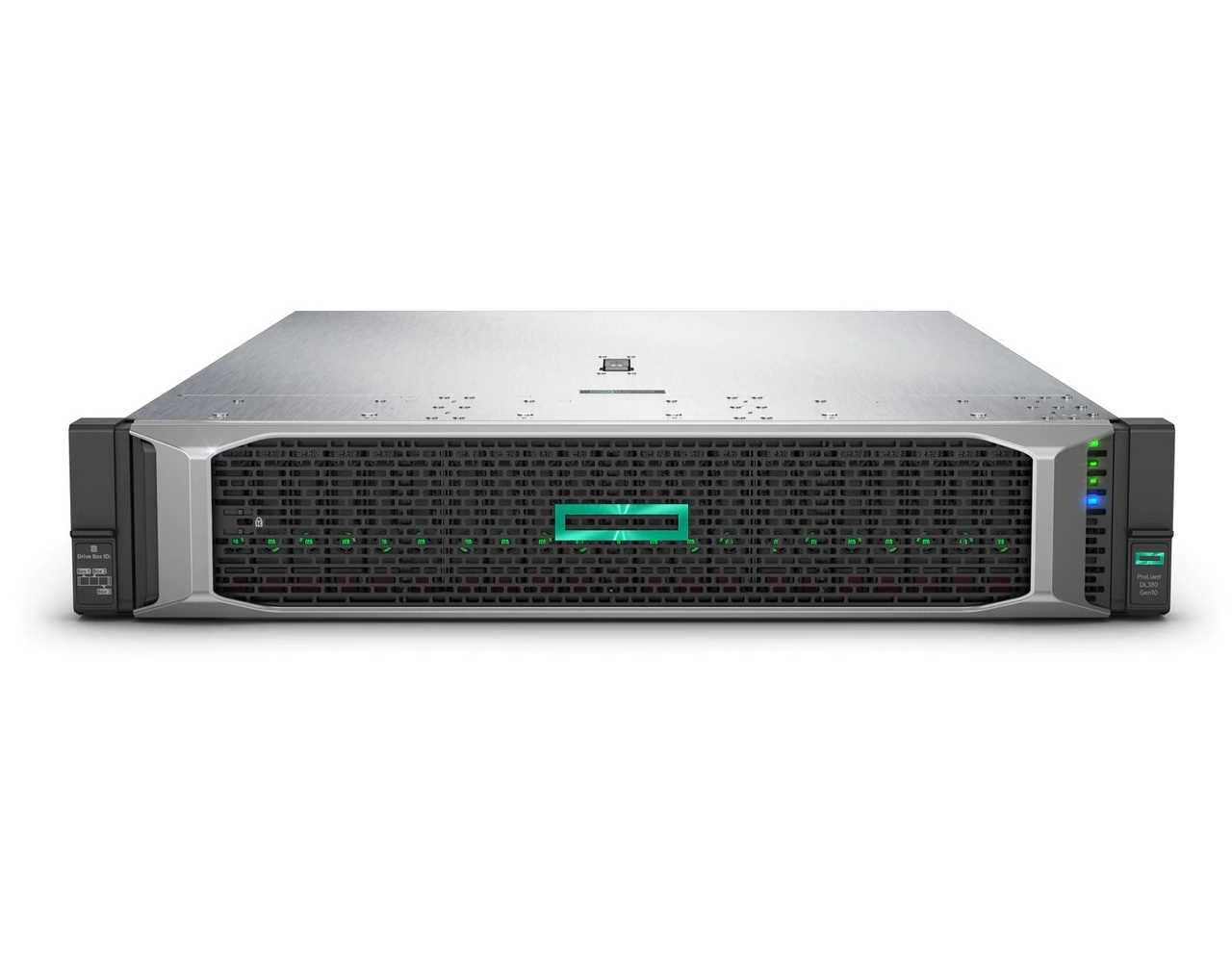 Сервер HPE HPE ProLiant DL380 Gen10 6230 2.1GHz 20-core 1P 64GB-R P816i-a 8SFF 800W RPS Server
