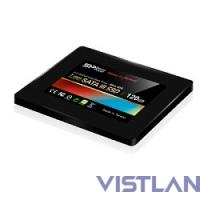 Накопитель SSD Silicon Power SATA III 120Gb SP120GBSS3S55S25 Slim S55 2.5""