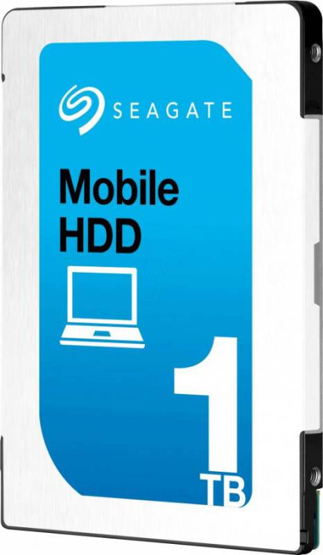 "HDD Seagate SATA 1Tb 2.5"" Mobile 7mm 5400 128Mb"