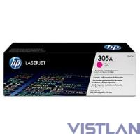 HP 305A Magenta LaserJet Toner Cartridge