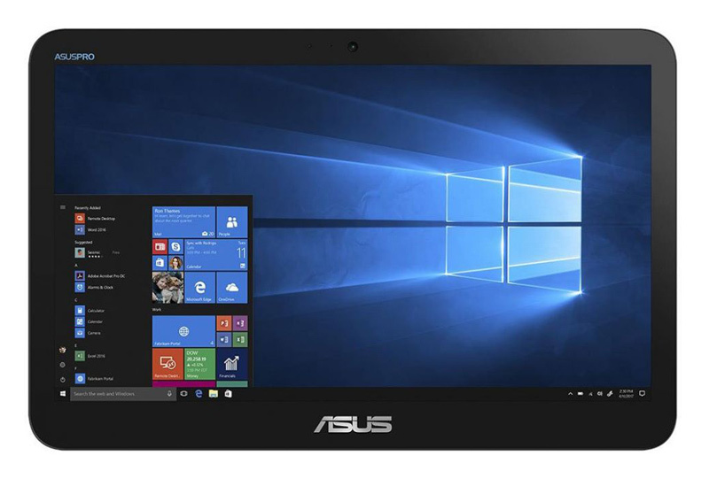"ASUS V161GAT-BD031D Touch   15.6""(1366x768)/Touch/Intel Celeron 4000(1.1Ghz)/4096Mb/500Gb/noDVD/Int:Intel HD/Cam/BT/WiFi/war 1y/2kg/black/Linux"