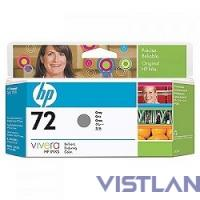 HP 72 130-ml Grey Ink Cartridge