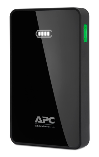 Mobile Power Pack, 5000mAh Li-polymer, Black ( EMEA/CIS/MEA)
