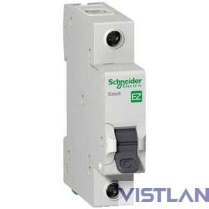 Schneider-electric EZ9F14140 АВТ. ВЫКЛ. EASY 9 1П 40А В 4,5кА 230В =S=