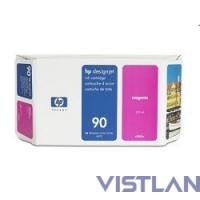 HP 90 225-ml Magenta Ink Cartridge