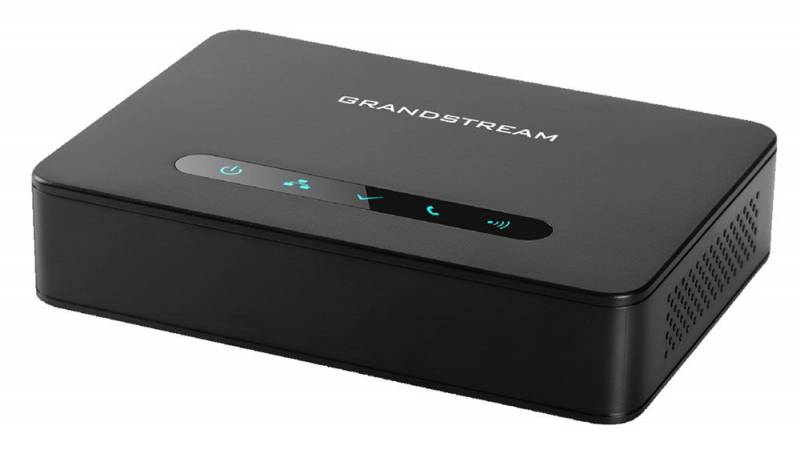 Базовая станция IP Grandstream DP750 черный
