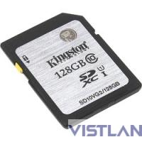 SecureDigital 128Gb Kingston SD10VG2/128GB {SDXC Class 10}