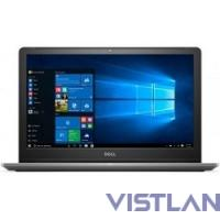 "Dell Vostro 5568 15.6""(1920x1080)/Intel Core i5 7200U(2.5Ghz)/8192Mb/1000Gb/noDVD/Ext:nVidia GeForce 940MX(2048Mb)/Cam/BT/WiFi/42WHr/war 1y/2kg/grey/W10"