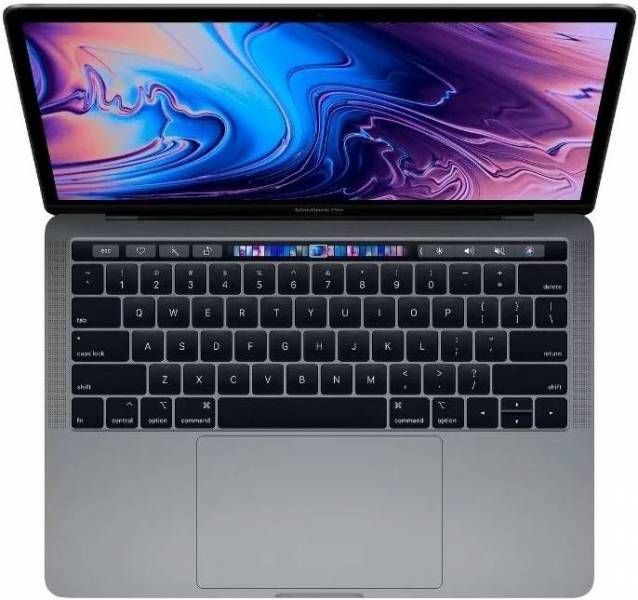 13-inch MacBook Pro with Touch Bar: 2.3GHz quad-core 8th-generation Intel Core i5 (TB up to 3.8GHz)/8Gb/256GB/Intel Iris Plus Graphics 655 - Space Grey