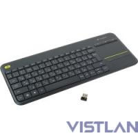 Клавиатура Logitech K400 Plus Dark