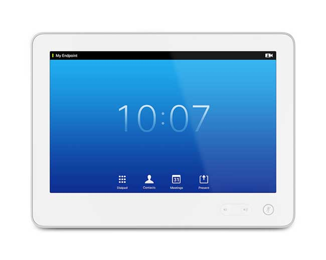 Room Kit with Touch10 - No Encryption and no radio