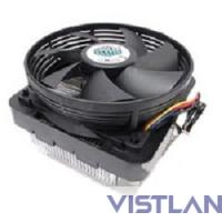 Cooler Master CPU Cooler DK9-9ID2A-PL-GP AMD AM3/AM2+/AM2 (TDP 130W, Al, 0-2600 rpm, 90x90x25, 0-24dBA, 4pin, 24pcs/box)