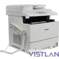 Canon i-SENSYS MF515x, p/s/c/f, А4, 40 ppm, 7.6 sec, max 100000 pages, 1024Mb, USB 2.0, GLAN, Wi-Fi, LCD Color Touch, Duplex, DADF, UFRII, PCL 5e, PCL6, PostScript 3, AirPrint, белый [0292C022]