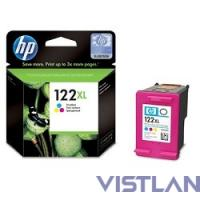 HP 122XL Tri-color Ink Cartridge