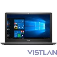"Ноутбук Dell Vostro 5568 Core i5 7200U/8Gb/SSD256Gb/Intel HD Graphics 620/15.6""/FHD (1920x1080)/Linux/grey/WiFi/BT/Cam"