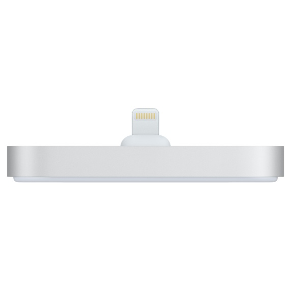 iPhone Lightning Dock-Silver