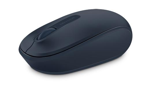 Mouse Microsoft Wireless Mobile 1850 Wool Blue