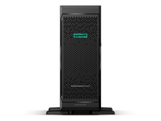 "Сервер HPE ML350 Gen10, 1(up2)x 4110 Xeon-S 8C 2.1GHz, 1x16GB-R DDR4, P408i-a/2GB (RAID 1+0/5/5+0/6/6+0/1+0 ADM) noHDD (8/24 SFF 2.5"" HP) 1x800W (up2), 4x1Gb/s, noDVD, iLO5Adv+OVStd, Tower-4U, 3-3-3"