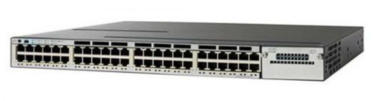 Cisco Catalyst 3850 48 Port PoE LAN Base, Russia