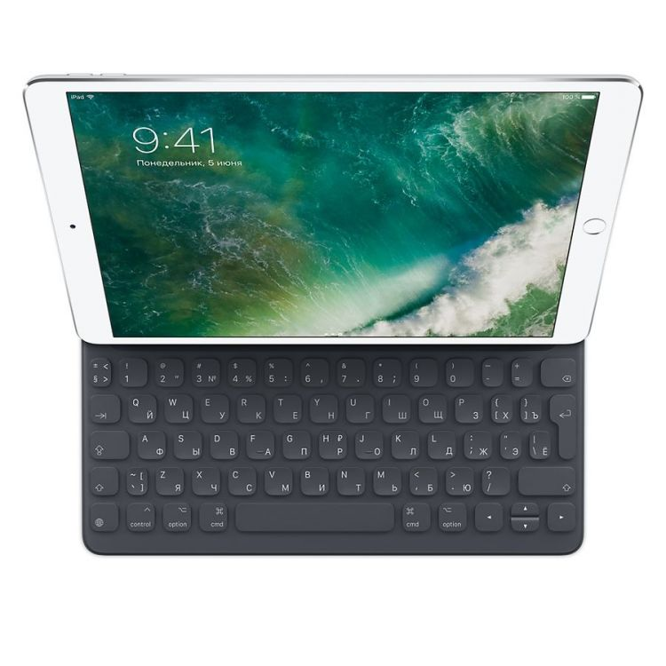Smart Keyboard for 10.5 iPad Pro/ Air - Russian
