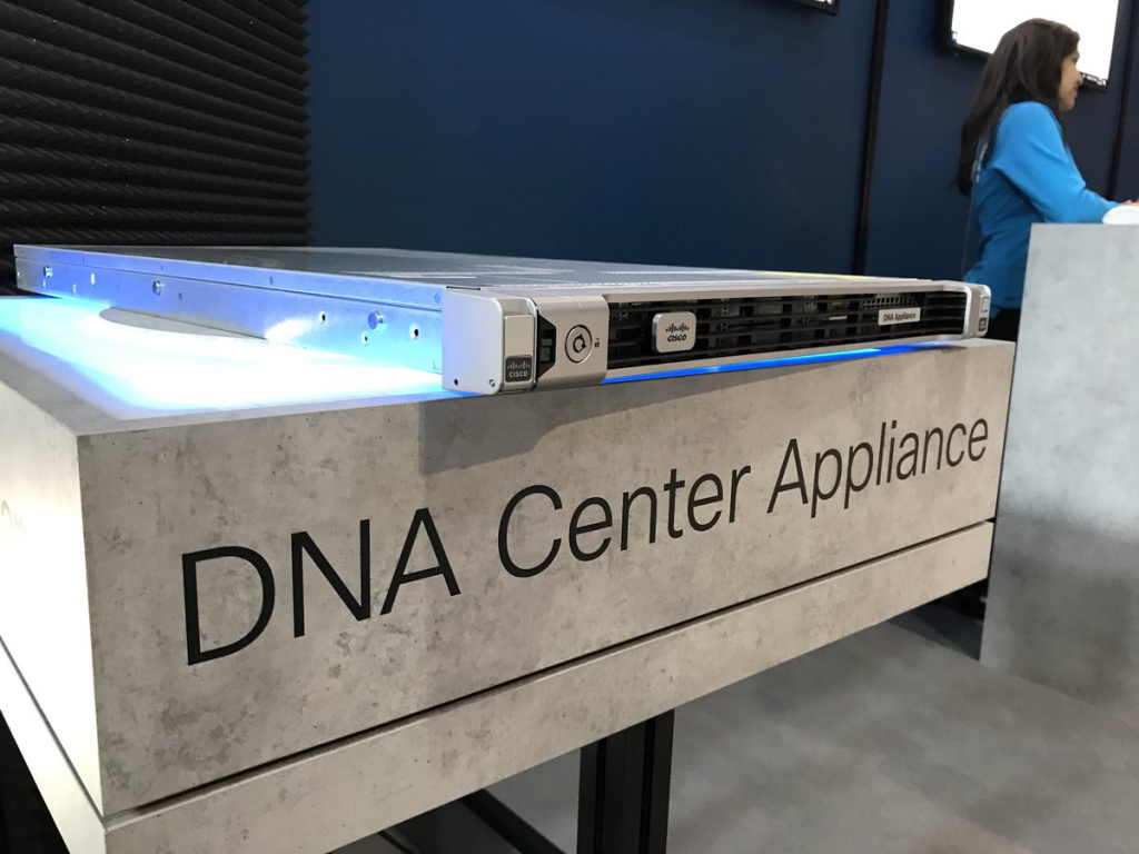 cisco dna appliance