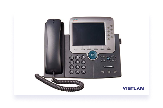 Телефон Cisco IP Phone 7975 Gig Ethernet Color spare