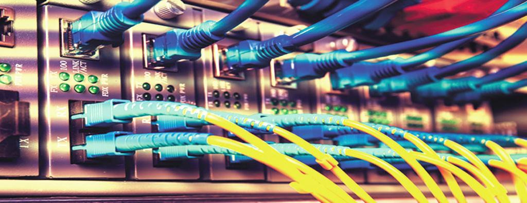Компоненты СКС (Структурированные кабельные системы)