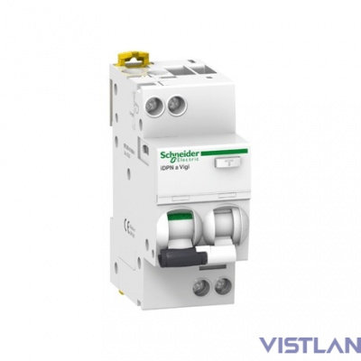 Schneider-electric A9D47616 ДИФ.АВТ. iDPN H VIGI 10KA 16A C 300MA A