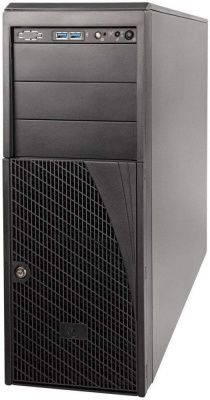 "Intel® Server Chassis P4304XXMUXX 4U/pedestal chassis, for S2600CW family, up to 4x3.5"" fixed drives. optional 3.5"" or 2.5"" Hot Swap drives support, no power supplies (redundant 750W and 1600W supported)"