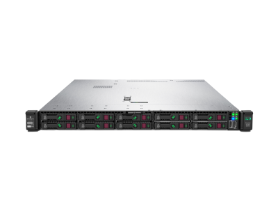 Сервер HPE HPE ProLiant DL360 Gen10 4210 2.2GHz 10-core 1P 16GB-R P408i-a 8SFF 500W PS Server
