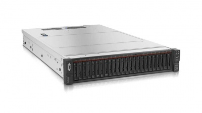 Сервер Lenovo SR650 Xeon Silver 4110 (8C 2.1GHz 11MB Cache/85W) 16GB (1x16GB, 2Rx8 RDIMM), O/B No Backplane, None, 1x750W, XCC Enterprise, Tooless Rails