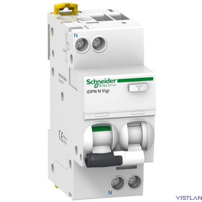 Schneider-electric A9D55620 ДИФ.АВТ. iDPN N VIGI 6KA 20A B 30MA AC